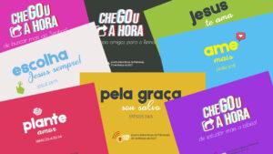 Cartões Dia Mundial do Jovem Adventista 2021